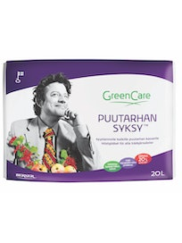 LANNOITE PUUTARHAN SYKSY GREENCARE 20L