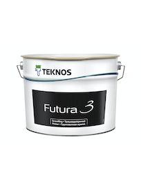 FUTURA 3 TARTUNTAPOHJAMAALI PM1 9L VALKOINEN