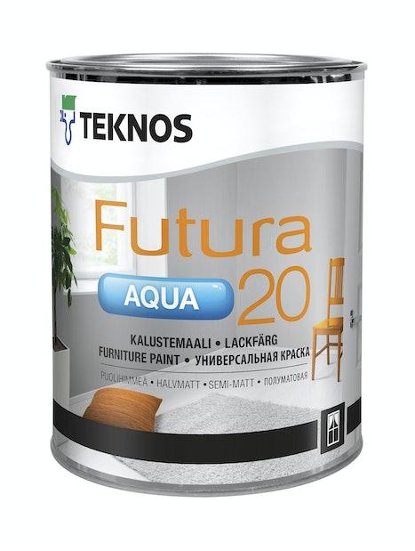 FUTURA AQUA 20 NCS S0502-Y 0,9L