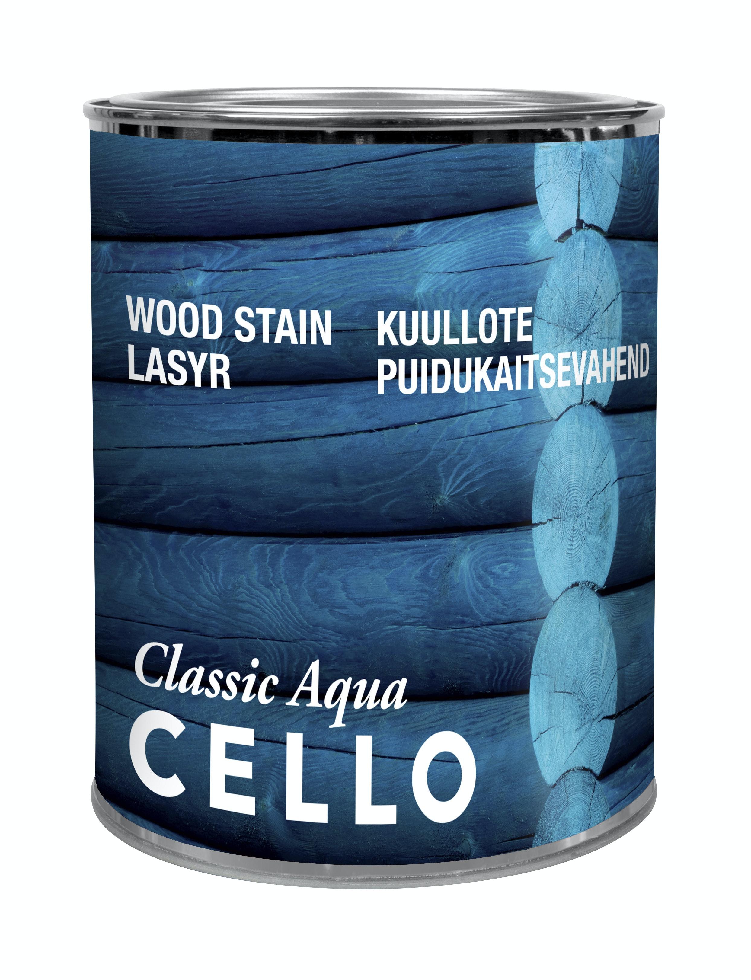 Lasyr Cello Classic Aqua Bas 3 0,9l