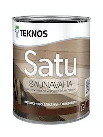 SATU SAUNAVAHA 0,9L VÄRITÖN