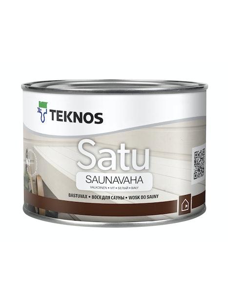 SATU SAUNAVAHA 0,45L VALKOINEN