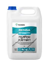 RENSA STEEL PELTIPESU 5L