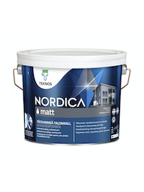 NORDICA MATT 2,7L PM1 TALOMAALI