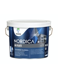NORDICA MATT TALOMAALI 2,7L PM3