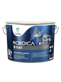 NORDICA MATT TALOMAALI 9L PM3