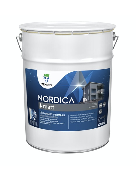 NORDICA MATT TALOMAALI 18L PM3