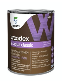 WOODEX AQUA CLASSIC PM3 KUULLOTE 0,9L