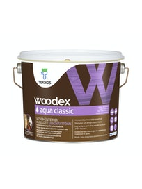WOODEX AQUA CLASSIC PM3 KUULLOTE 2,7L