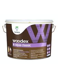 WOODEX AQUA CLASSIC PM3 KUULLOTE 9L