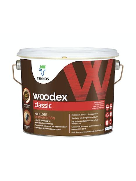 WOODEX CLASSIC PM3 KUULLOTE 2,7L
