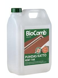 KATONPESUAINE PUHDAS KATTO BIOCOMB 5L