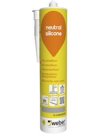 SILIKONI WEBER NEUTRAL 15 CONCRETE 310ML
