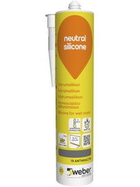 SILIKONI WEBER NEUTRAL 19 ANTHRACITE 310ML