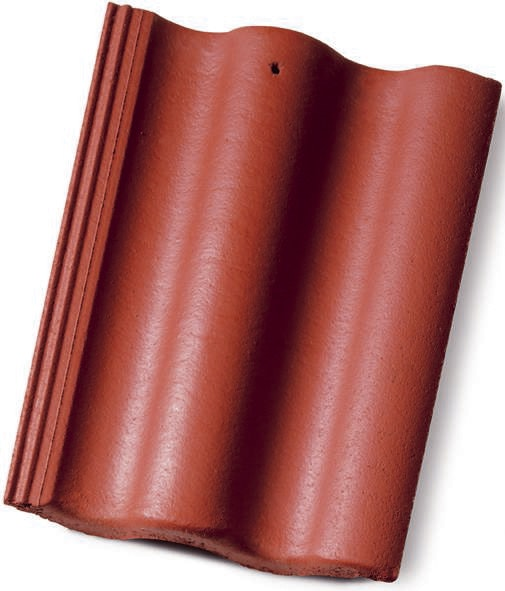 Takpanna Jönåker Ytbehandlad Röd 4 pack