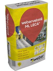 LAASTI WEBER LECA ML 25KG