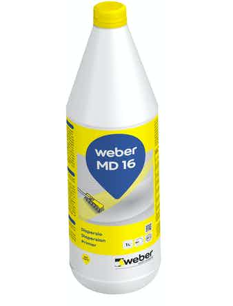 Golvdispersion Weber Saint-Gobain Vetonit MD16 1L
