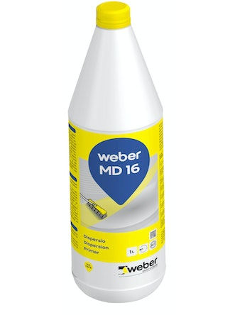 Golvdispersion Weber Saint-Gobain Vetonit MD16 1L