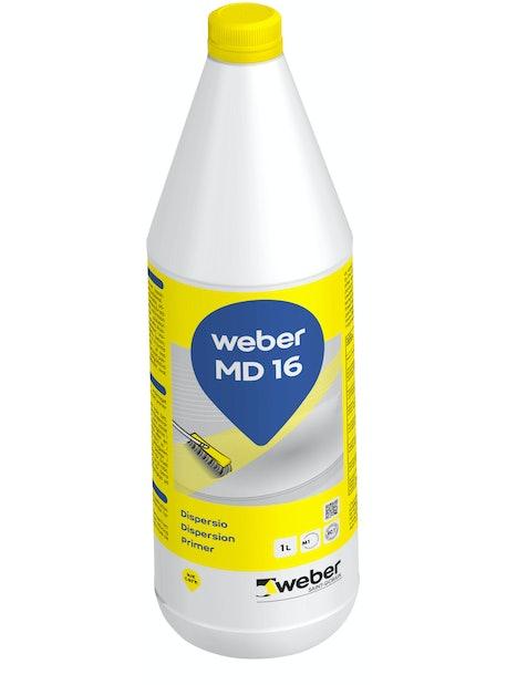 DISPERSIO WEBER VETONIT MD 16 1L