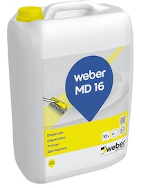 DISPERSIO WEBER VETONIT MD 16 10L