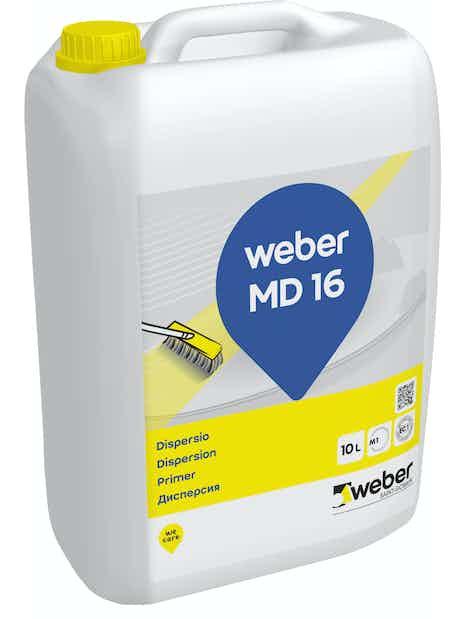 DISPERSIO WEBER VETONIT MD 16 10L