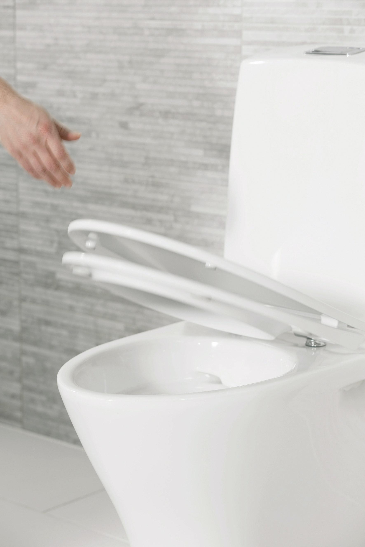WC-stol Ido Glow Rimfree