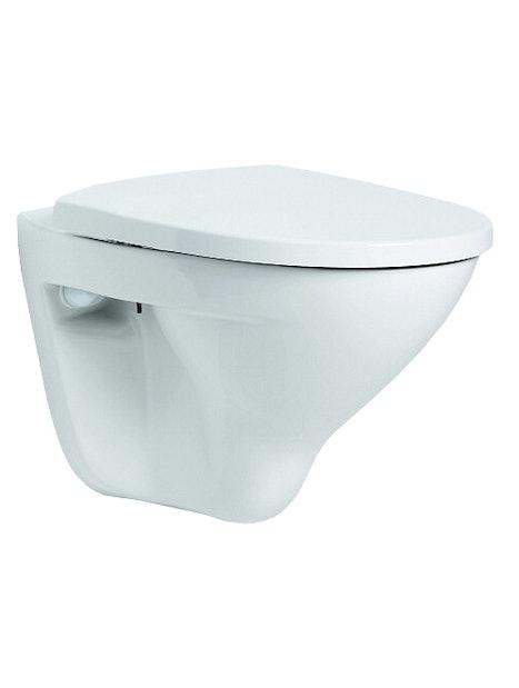 WC-ISTUIN IDO SEVEN D 15 SEINÄ ILMAN KANTTA 7811501101