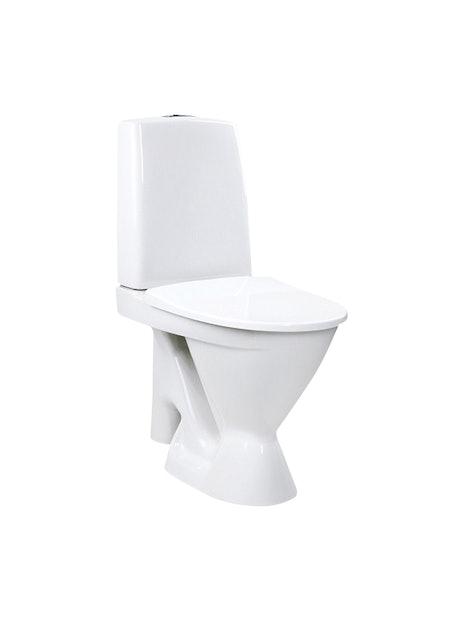 WC-ISTUIN IDO SEVEN D 17 KORKEA PERUSKORJAUS 2-T ILMAN KANTTA 3821701101