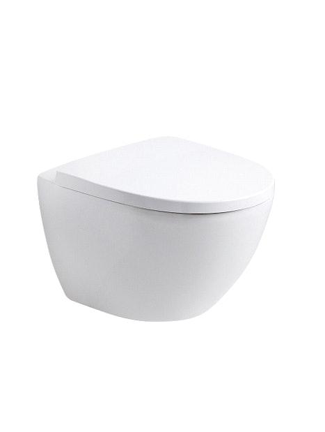 WC-ISTUIN IDO SEVEN D IMAGE 20 SEINÄ ILMAN KANTTA 7812001101