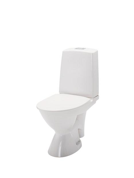 WC-ISTUIN IDO GLOW 63 PERUSKORJAUS 2-T OIKEA PEHMEÄ KANSI 3756301101