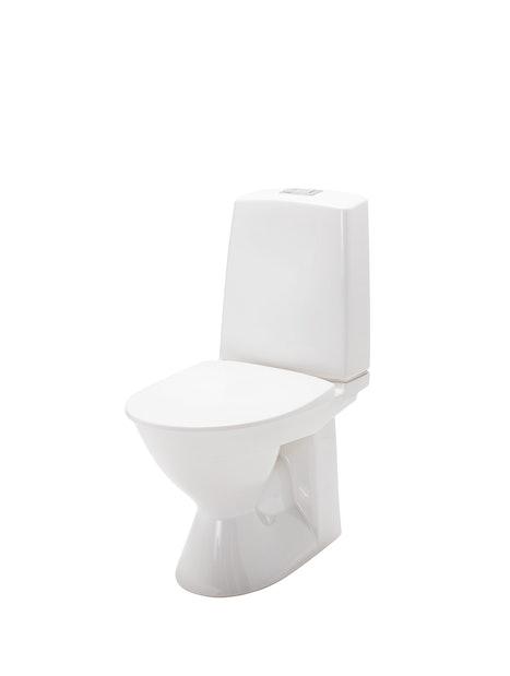 WC-ISTUIN IDO GLOW 60 2-T PEHMEÄ KANSI 3736001101