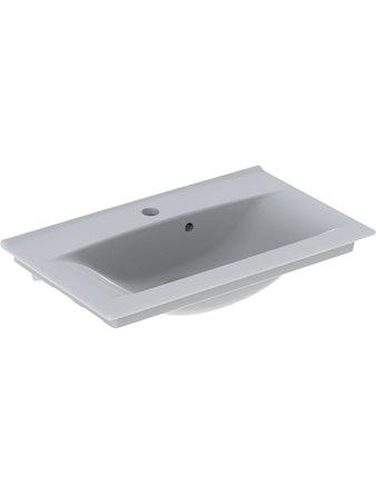 Möbeltvättställ Ido Elegant Compact 60cm Vit