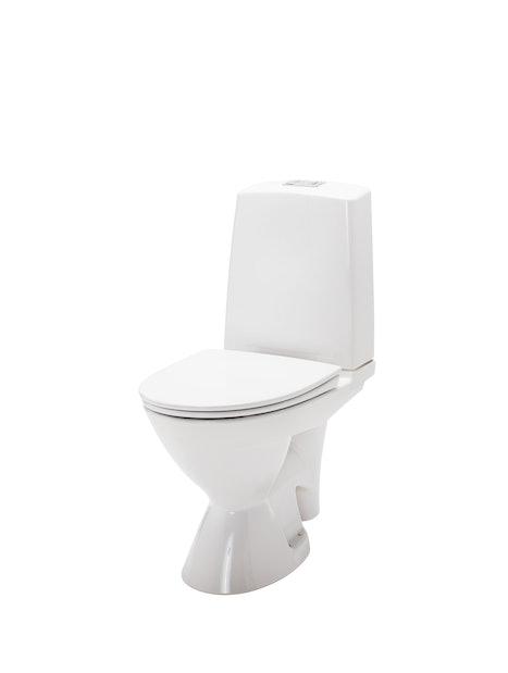 WC-ISTUIN IDO GLOW 63 PERUSKORJAUS 2-T ILMAN KANTTA 3826301101