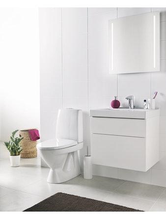 Tvättställsskåp Ido Trend 60 cm Vit