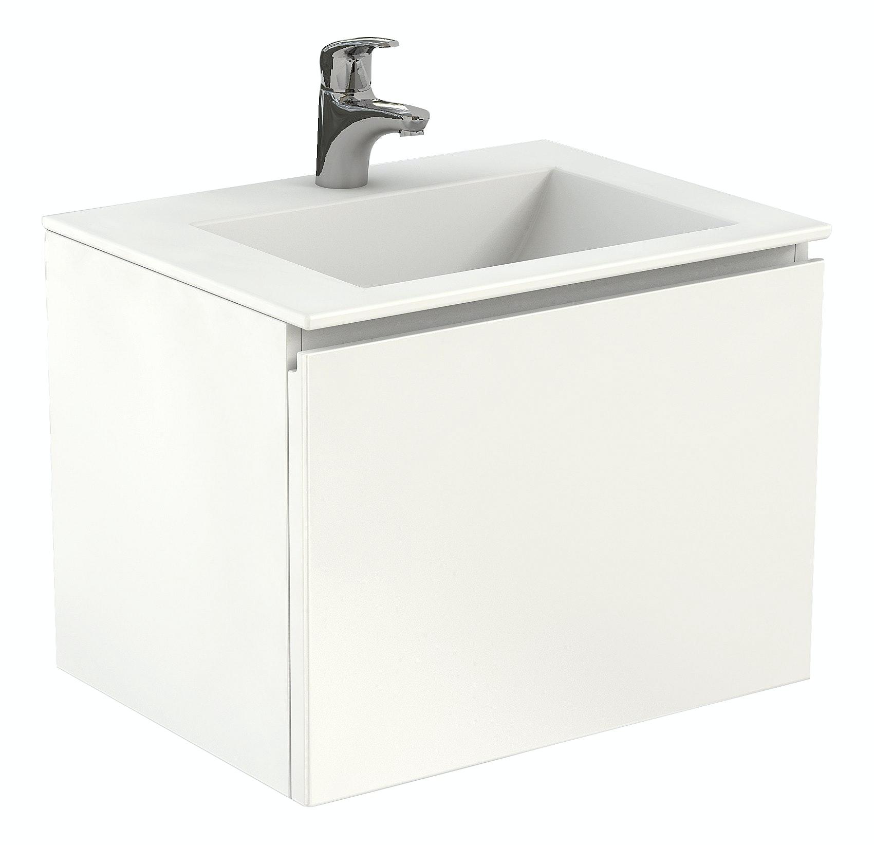 Möbelpaket Ido TS600 Gloss En Låda