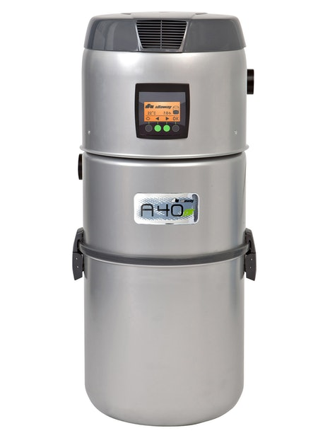 KESKUSPÖLYNIMURI ALLAWAY A40 LCD