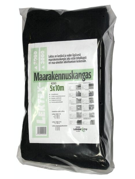 SUODATINKANGAS LEKTEX 5X10M 50M2 N1