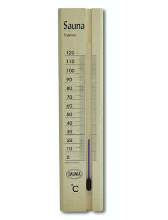 Bastutermometer Nikkarien 460 furu