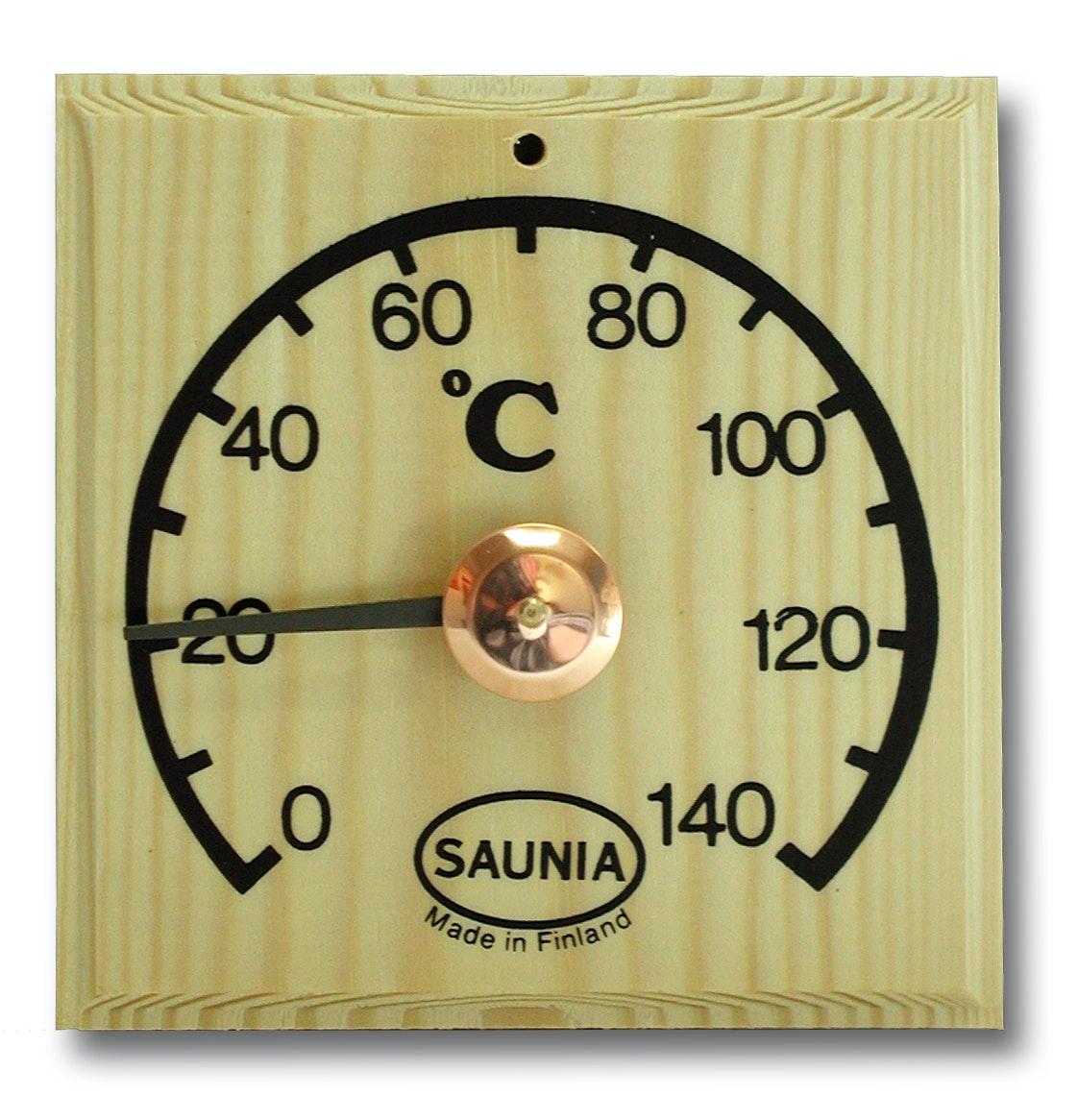 Bastutermometer Saunia Furu