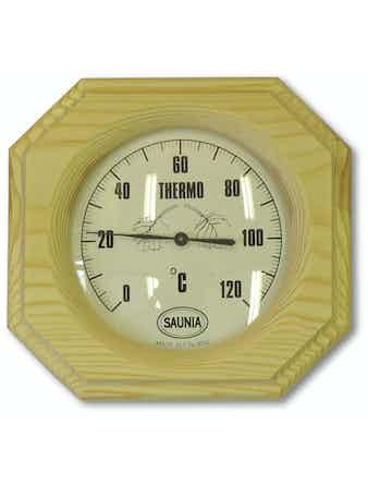 Bastutermometer Nikkarien 545 Furu