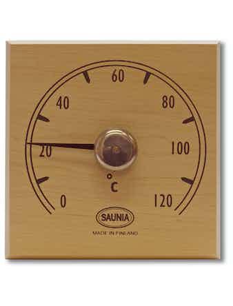Bastutermometer Nikkarien 462TL Al