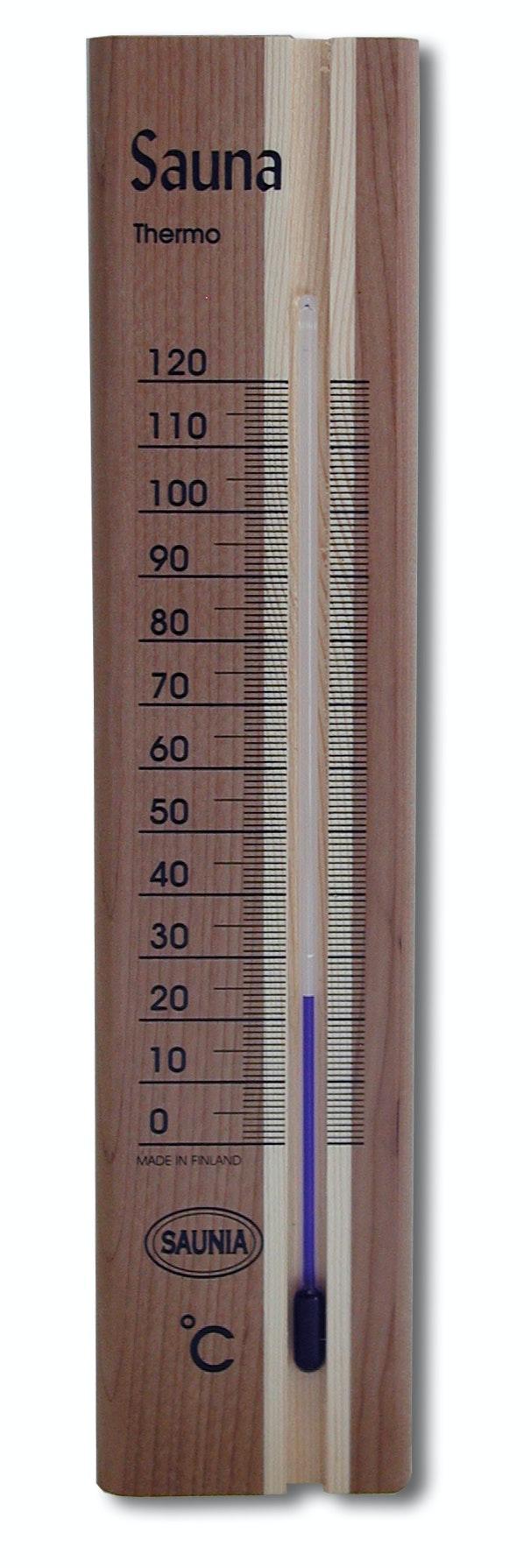 Bastutermometer Saunia Björk