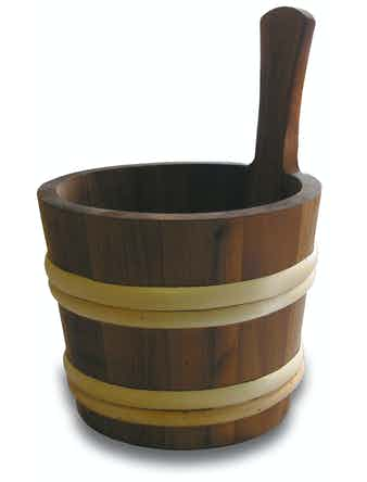 Basustäva Nikkarien 4 L trä