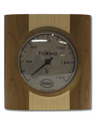 Bastutermometer Nikkarien Björk Värmebehandlad 516L