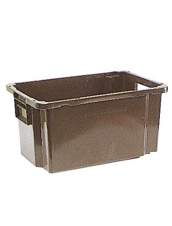 Plastback Scholler Arca Systems 30L Brun Hd-Polyeten