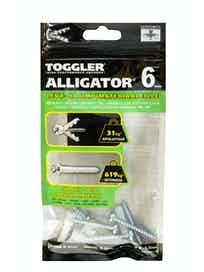 ALLIGATOR AF6-5 6MM+RUUVIT 5KPL