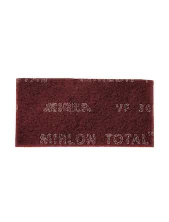 Fiberduk Mirka Mirlon Total 115X230mm Vf360 Röd