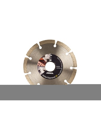 Diamantkapskiva Mirka SE 125X22,2mm
