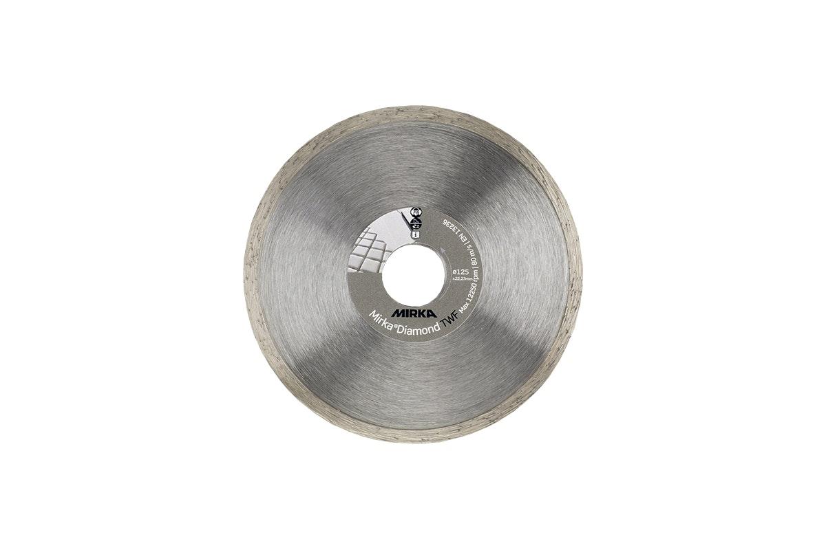 Diamantkapskiva Mirka SD-5 2-bana 125X22,2mm