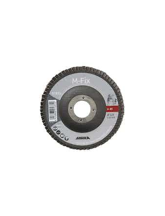 Lamellskiva Mirka M-Fix 115X22mm Alox Glasf 40